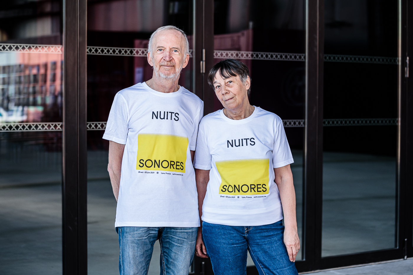 Tee shirts Nuits sonores 2019