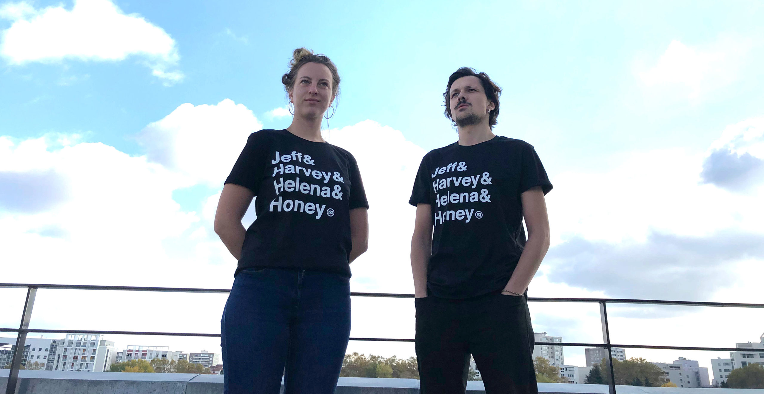 Tee-shirts Curators Nuits sonores 2020